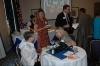 Kathy Wholley, Heather Reames (Hajduk) standing, Bonnie Hajduk