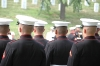 USMC Honor Platoon from 8th and I at Jerry's service