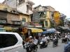 Hanoi is busy, busy....