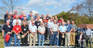 Bravo Company's 50th Anniversary Reunion drew a record number of members from all points.