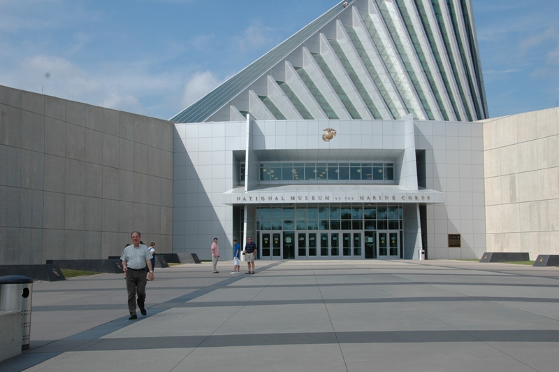 National Museum of the Marine Corps- Aug 21, 2009