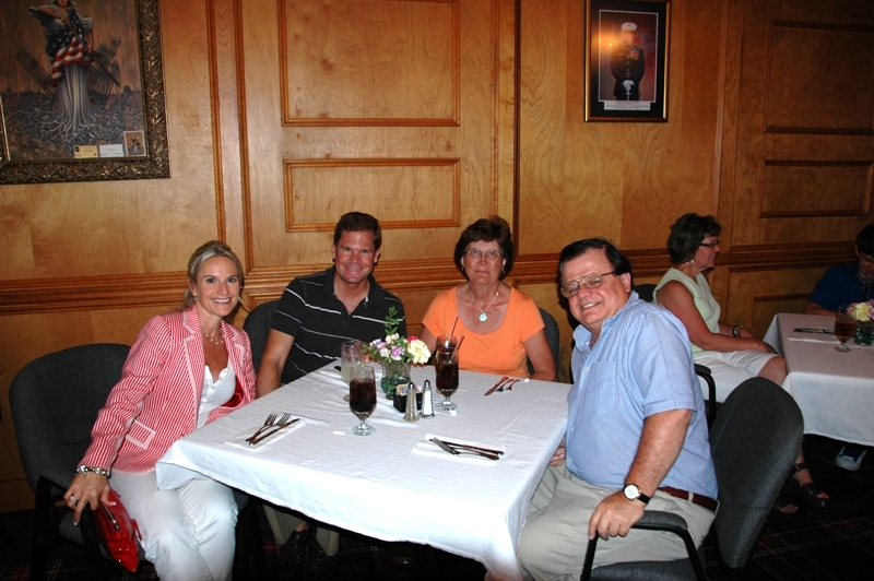 Beatrice & Craig Zimmer, Kathy & Mike Hutter
