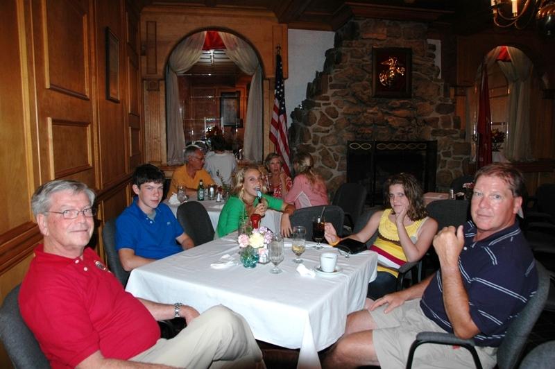 Ron w/ Jerry, Alie, Valerie & Jeff Zimmer