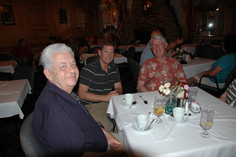 John Westfall, Craig & Joe Featherstone