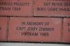 NMMC Commemorative Brick