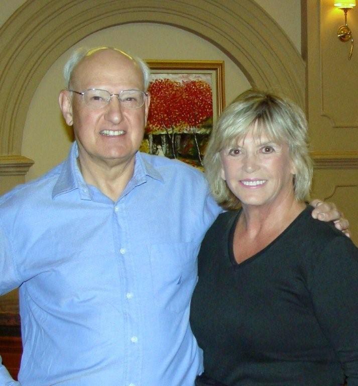 Gene Mares & Elaine in Hoi An