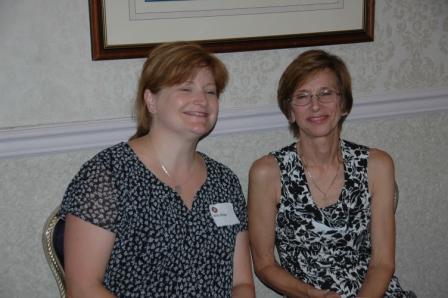 Amy Brazy & Lisa Zopp