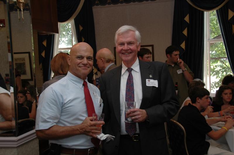 Col Bill Peters, USMC (Ret) & Andy Vaart