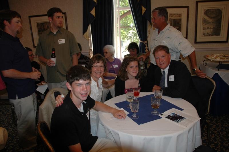 Jerry, Maureen, Valerie & Jeff Zimmer