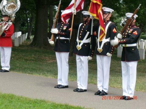 USMC Color Guard