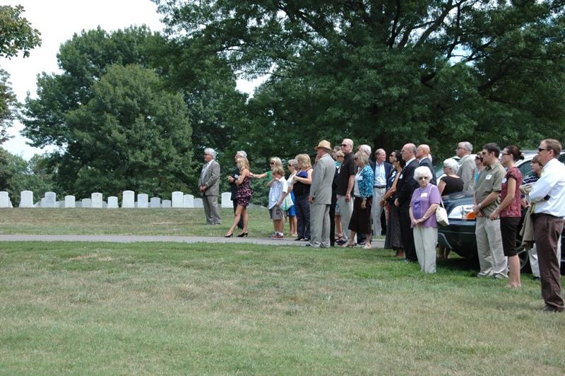 Zimmer Memorial Attendees