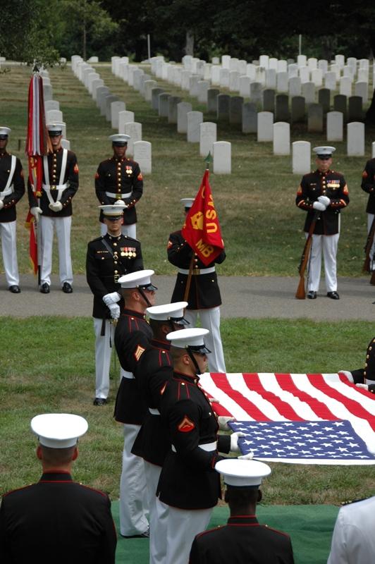 Zimmer Memorial Ceremony 8/20/09
