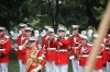 Drum & Bugle Corps from 8th and I at Jerry\'s service