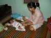 Du\'s daughter-in-law and new baby boy