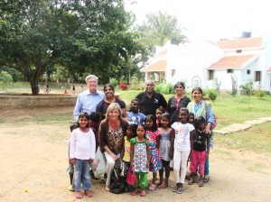 Seeing Is Believing!  Jeevarathni is home to 33 adorable children, and the above are a small sample.
