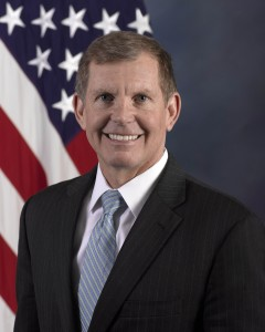 Michael Lumpkin, Under Secretary of Defense for Policy, former naval officer, Seal Team ommander.