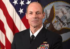 Rear Adm. Edward Franken has been named as  interim director of the new DoD MIA accounting agency