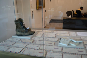 2016 Brown University Forum - Barry Vietnam War Combat Boots (Medium)