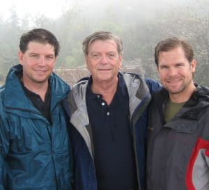 January 2009: Brett, Ron & Craig travel to Vietnam, hoping to visit Jerry's crash site. Although unable to visit the site, Craig learned a lot about Vietnam, the people and the culture.